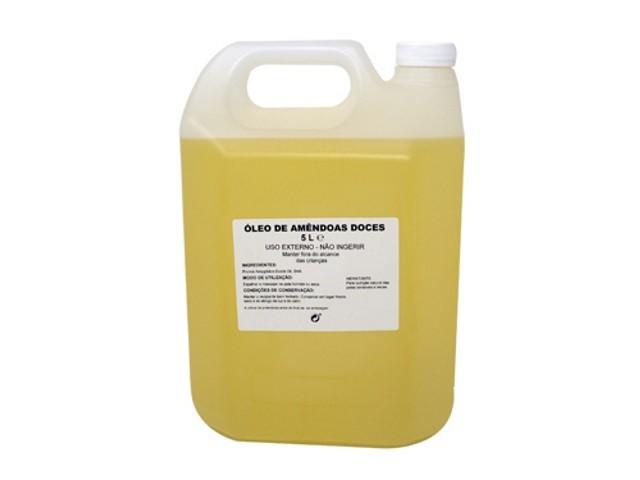 Oleo Amendoas Doces 5000Ml