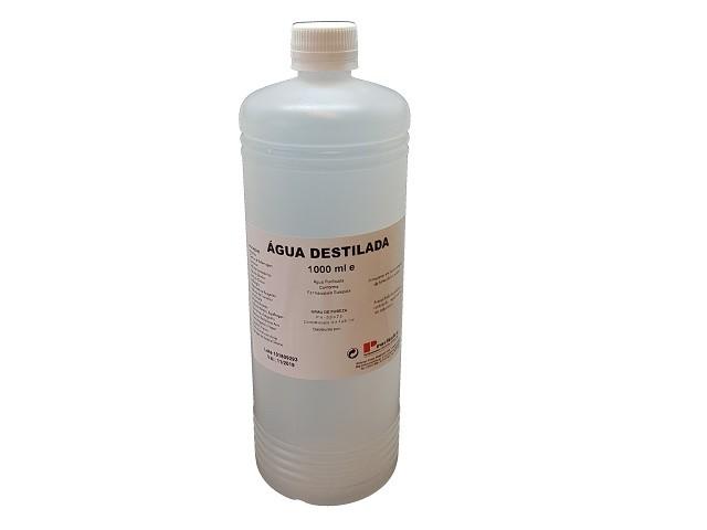 Agua Destilada Purificada...