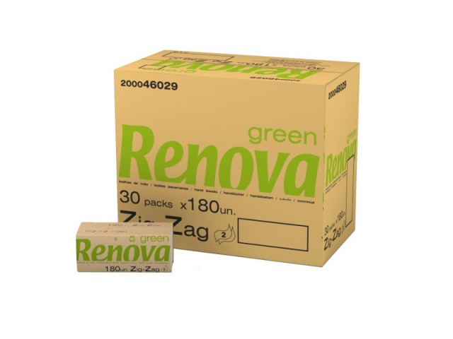 Toalhas Maos Renova Green...