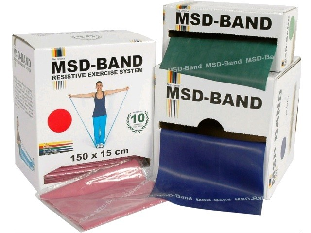 Theraband Msd-3 Verde Forte...