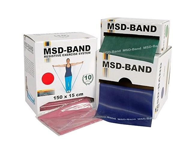 Theraband Msd-5 Preto Super...