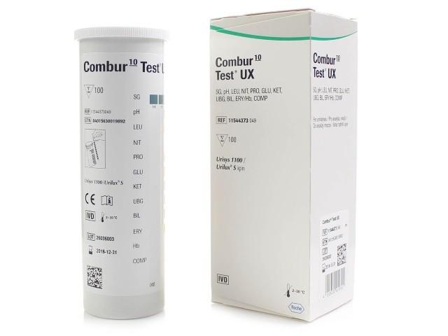 Combur10 +Densidade+Leucocitos