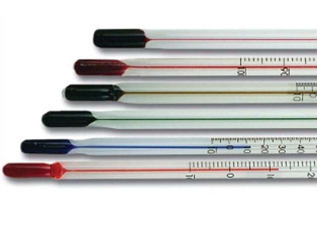 Termometro Quimica -10/150º...