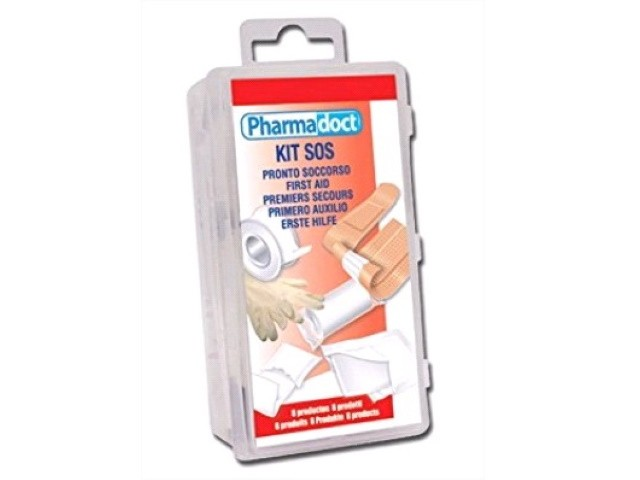 Pharmadoct Kit Primeiros...