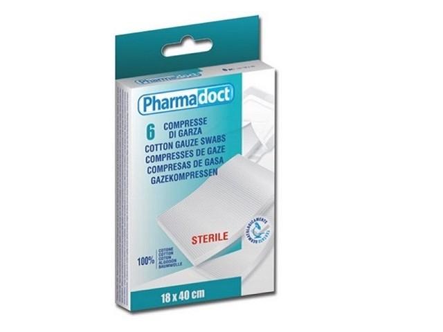 Pharmadoct Compressas Gaze...