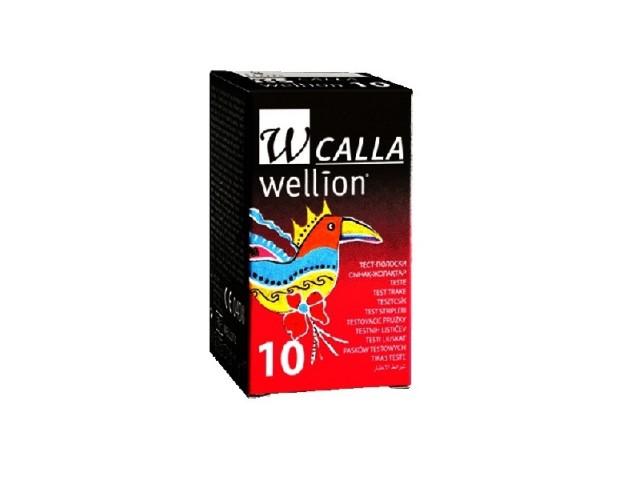 Wellion Calla Tiras Glicose...