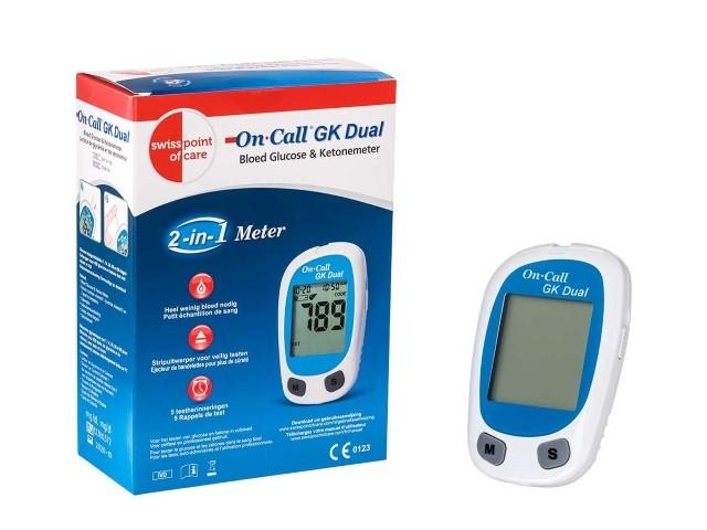 On Call Gk Dual Glucose E...