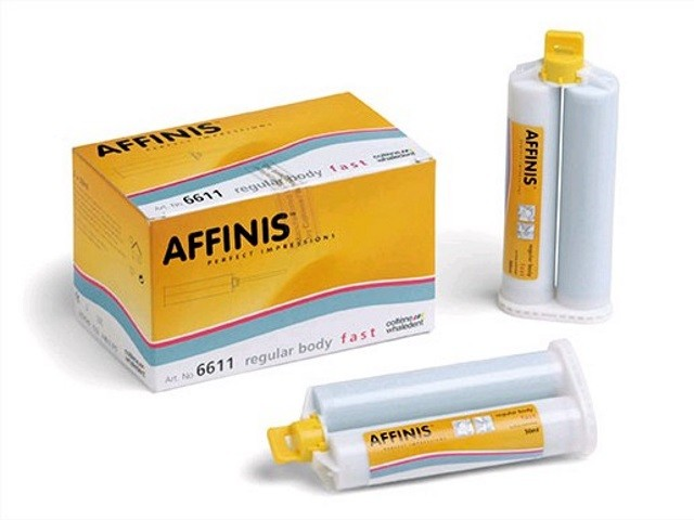 Silicone Affinis 2X50Ml...