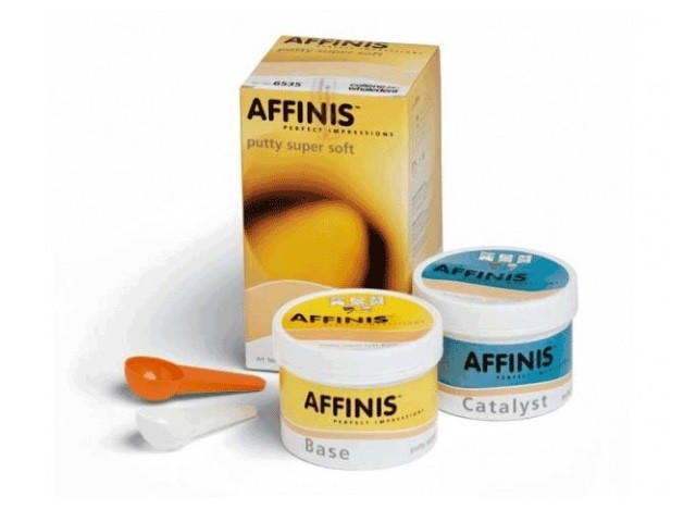 Silicone Affinis Putty...