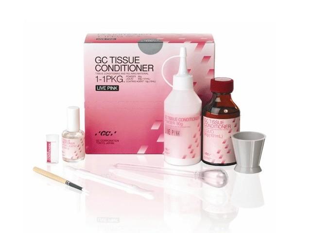 Tissue Conditioner Kit Rosa Gc