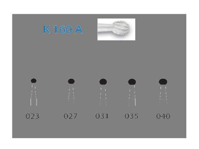 Brocas Komet K160-205-023...