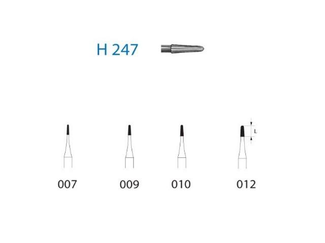 Brocas Komet H247-314-007-K...