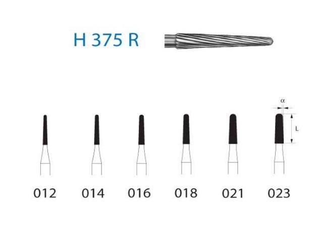 Brocas Komet H375R-314-018...