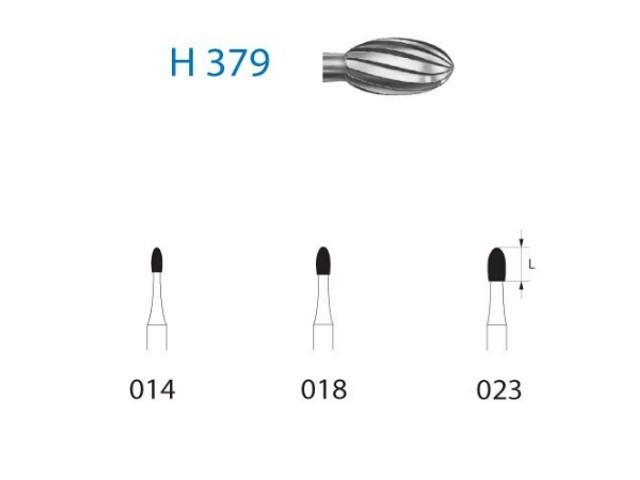 Brocas Komet H379-314-018-K...