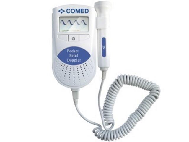 Doppler Comed Fetal E...