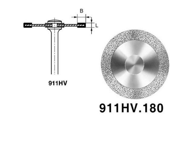 Disco Komet 911Hv-104-180-K...