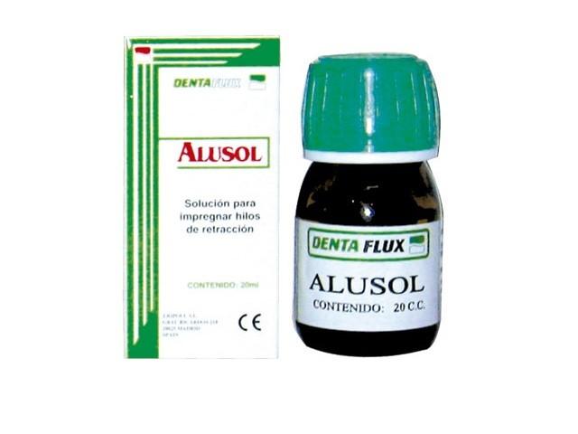 Alusol S.Cloreto Aluminio...