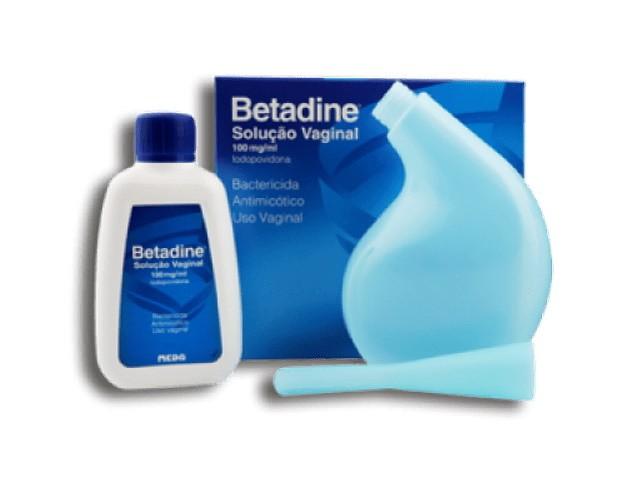 Betadine Sol Vaginal 200 ML...