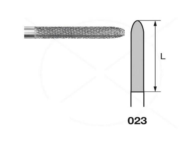 Brocas Komet H295Df-104-023 Un
