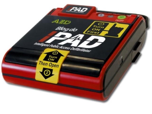 Desfibrilhador I-Pad Nf1200