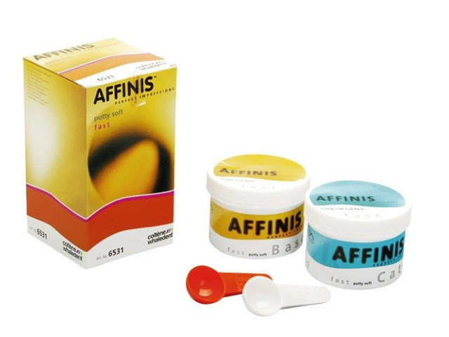 Silicone Affinis Putty Fast...