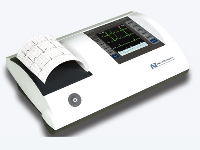 Eletrocardiografo 3/12...
