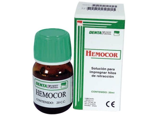 Hemocor Dentaflux Frasco 20Ml
