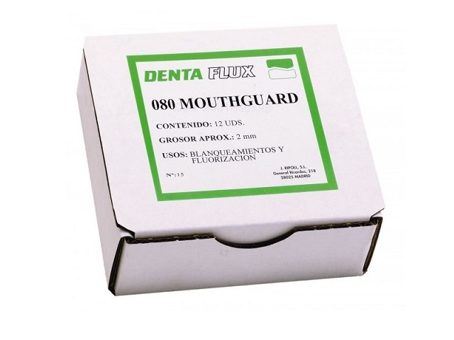 Placas Eva Moutguard 080...