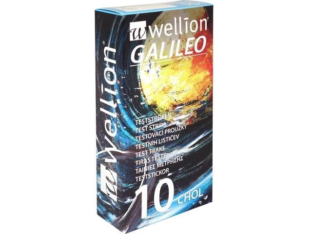 Galileo Tiras Glicose...