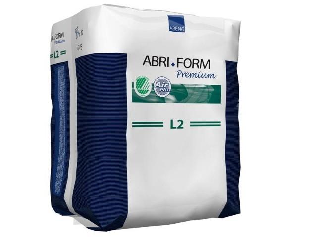 Fraldas Abri-Form 2L  Super...