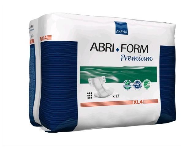 Fraldas Abri-Form 4Xl Super...