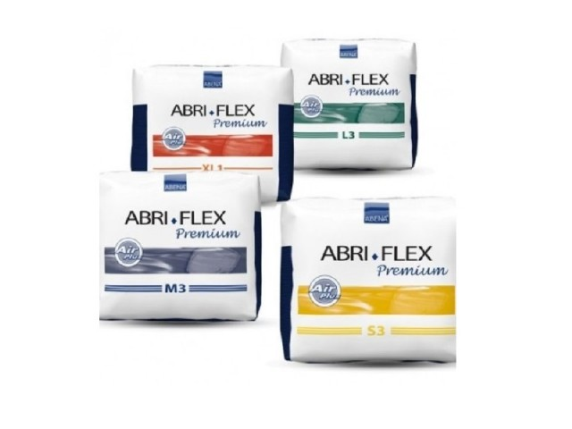 Fraldas Abri-Flex Pants S1...