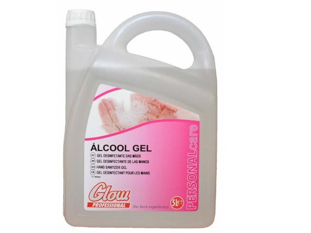 Desinfetante Alcoolgel Glow...