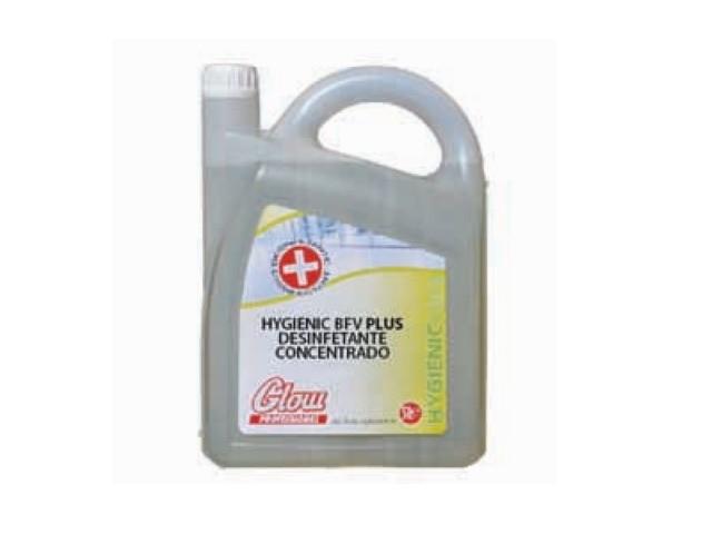 Desinfetante Glow Hygienic...