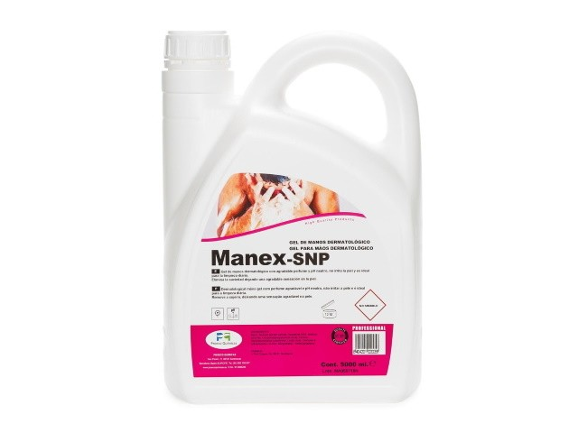 Sabonete Liquido Soft Manex...
