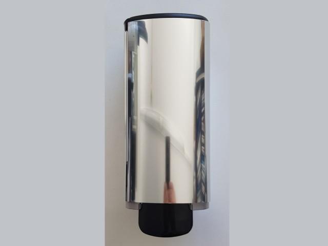Saboneteira Aluminio Abs...