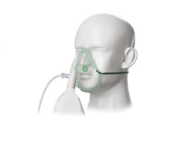 Mascaras Oxigenio Ac Adulto...
