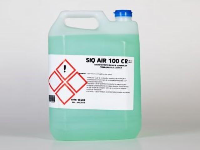 Desinfetante Siq Air-100 Cr...