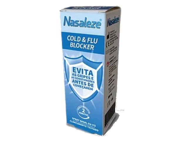 Nasaleze Cold - Flu Blocker...