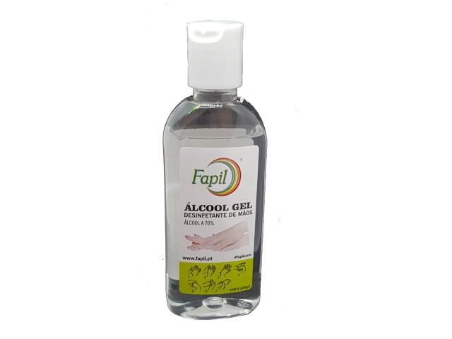 Desinfetante Alcoolgel...