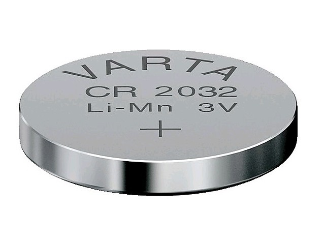 Pilhas Lithium 3V Cr2032...