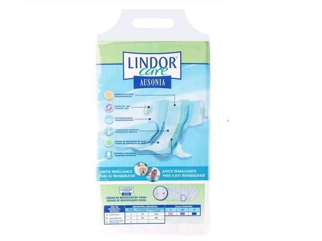 Fraldas Lindor Care 7 Gotas...