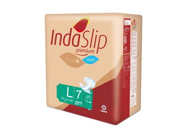 Fraldas Indaslip Premium L7...