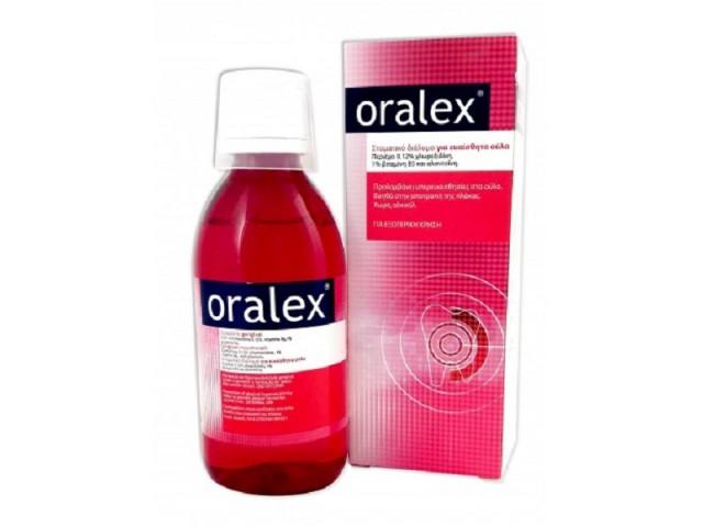 Elixir Oralex Gengival 250Ml