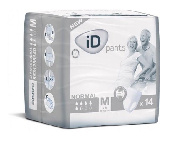 Fraldas Id Pants Normal T2...