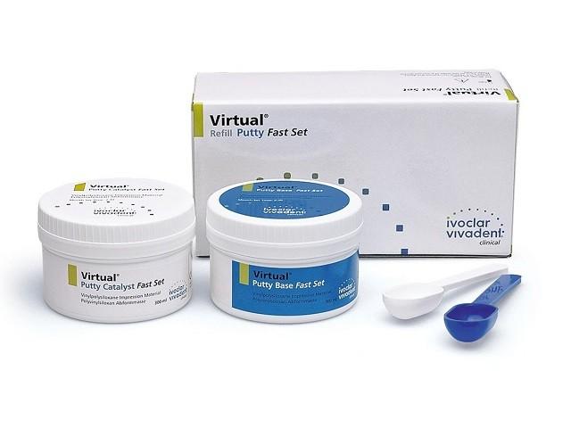 Silicone Virtual Vivadent...
