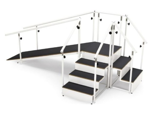 Escada P/fisioterapia...