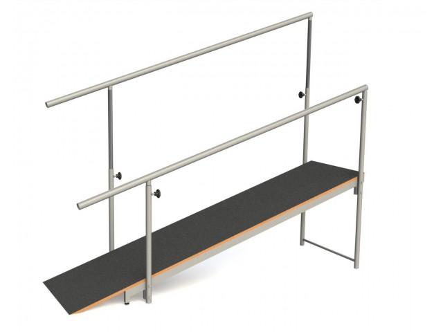 Escada P/fisioterapia Plano...