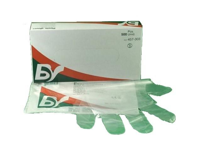 Luvas Plastico N/e B.V....