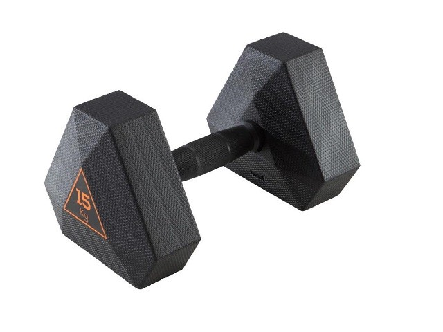 Haltere Hexagonal Dumbbell...